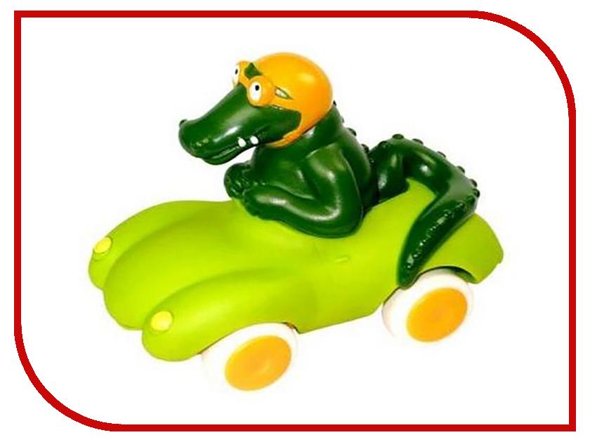Игрушка BeBeLino Крокодил-гонщик 55043 огромный крокодил