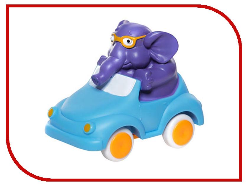 Игрушка BeBeLino Слон-путешественник 55044 bebelino электронная игрушка музыкальный плеер с голосами животных