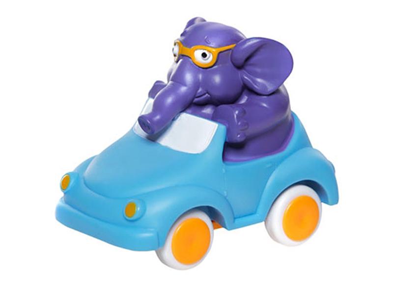 Игрушка BeBeLino Слон-путешественник 55044
