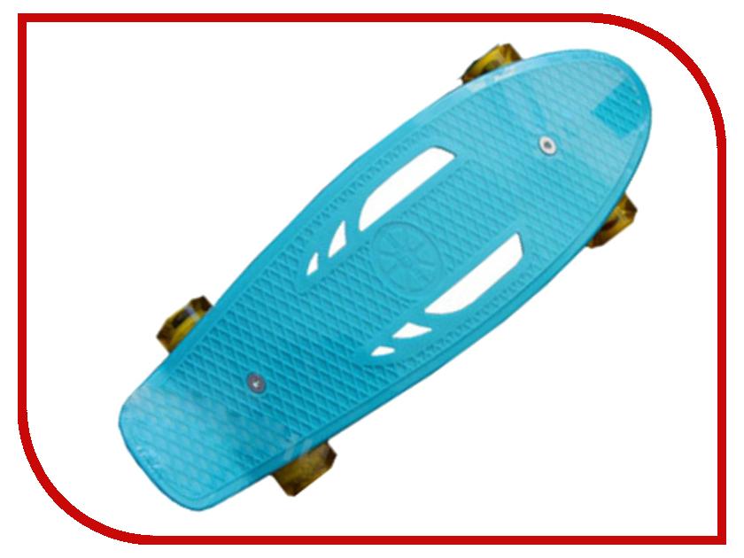 Скейт Explore Velox Light Blue скейт explore esprit light blue