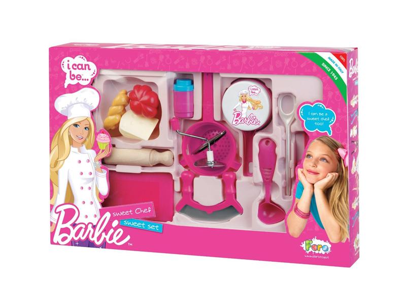 Большой овощной набор Faro Barbie 2714