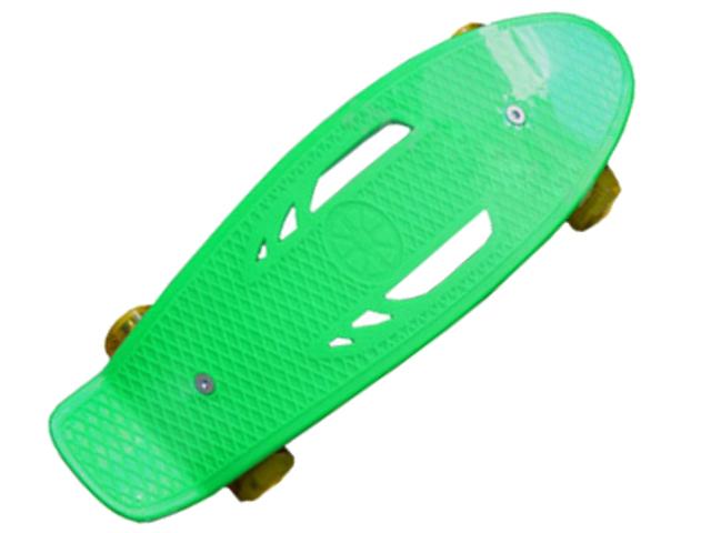 Скейт Explore Velox Lime Green скейт explore esprit dark blue