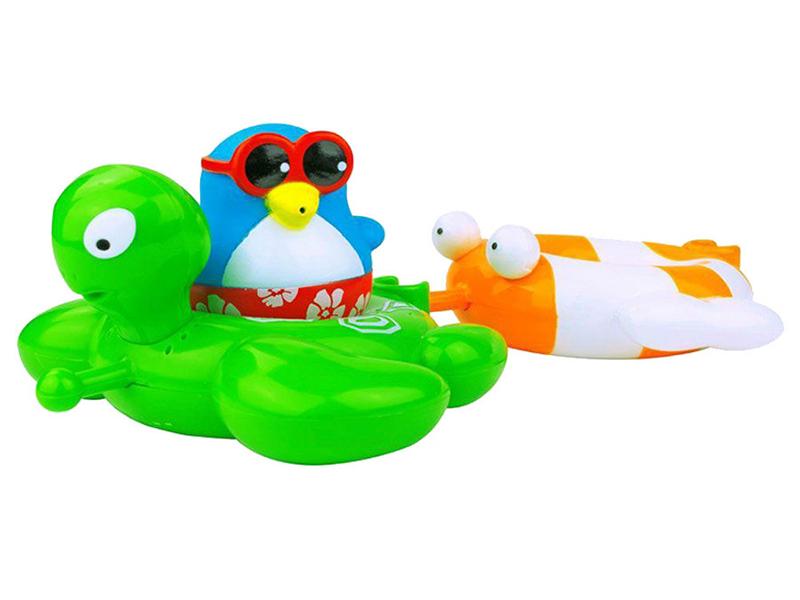 Игрушка Toy Target Веселые друзья: черепаха и рыба 23146 цена