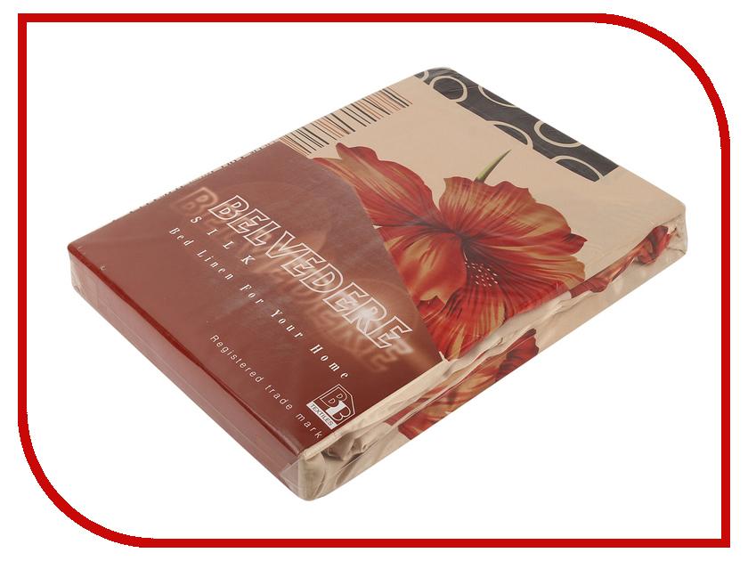 Постельное белье Belvedere Комплект 2-спальный (5-пр.) 7 45-3P постельное белье эго комплект 1 5 спальный полисатин