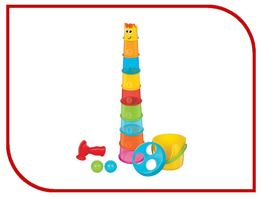 Пирамида B Kids Жираф 004702B babyono жираф желтый
