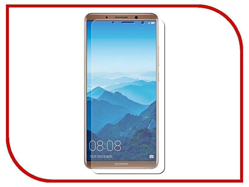 Аксессуар Защитное стекло Huawei Mate 10 Pro 3D Transparent Onext 41681 аксессуар защитное стекло samsung galaxy s8 onext 3d white 41261