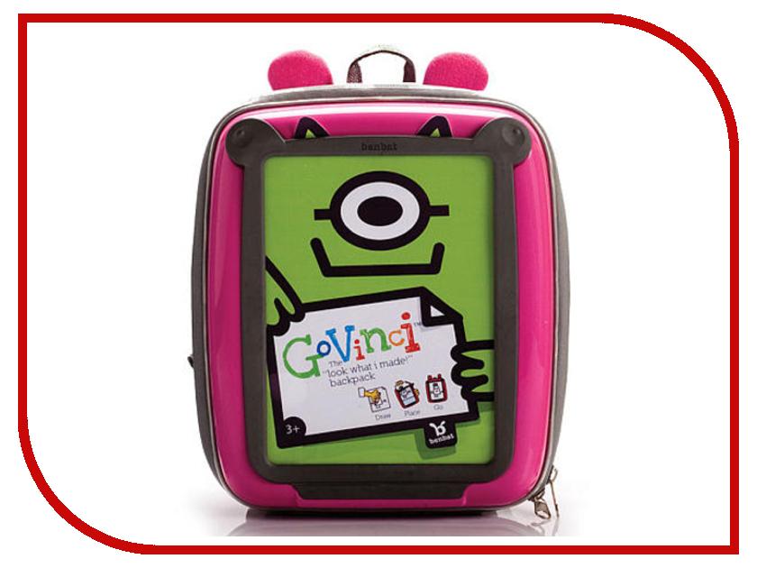 Купить Рюкзак Benbat Gv401 Рисую И Путешествую Pink
