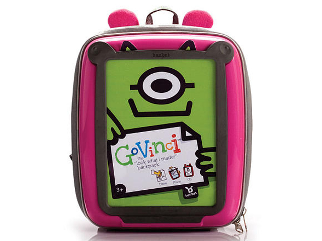 Рюкзак Benbat GV401 Рисую и путешествую Pink
