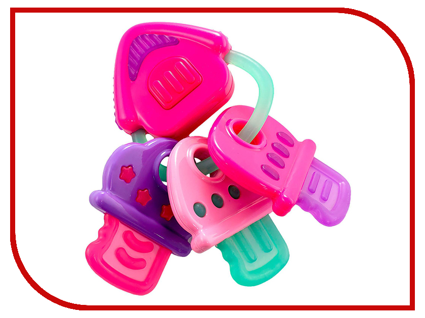 Игрушка B Kids Ключи 004902B mcneill сумка детская лягушачий король