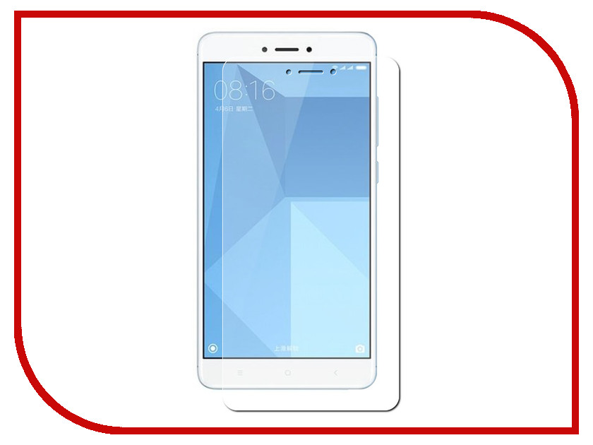Аксессуар Защитное стекло для Xiaomi Redmi Note 4x Onext 41372
