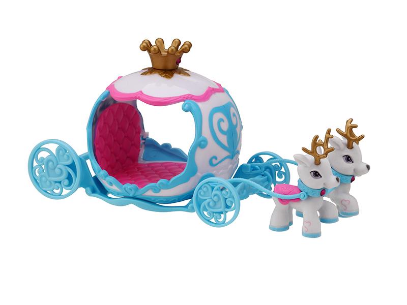 Игрушка Игровой набор Dracco Filly Свадебная карета M760001-3850 / D760001-3850 игровой набор волшебная семья alyssa filly