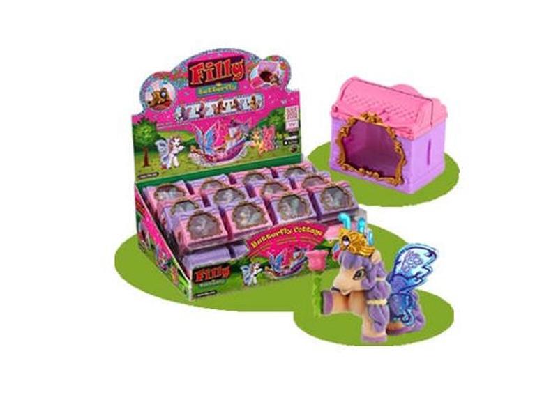 Игрушка Dracco Filly Бабочки Мини-коттедж M770006-3850 игрушка dracco лошадка королевская filly d136014 3850