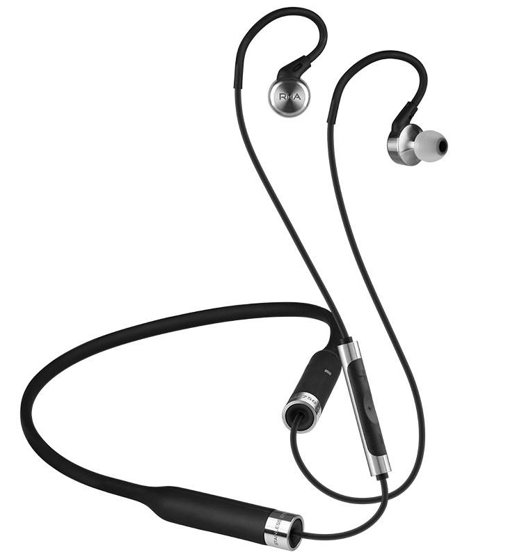 RHA MA750 Wireless Silver