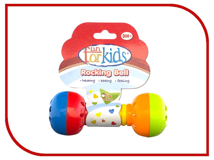 Погремушка Toy Target Гантелька 23172