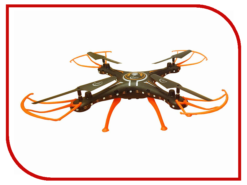 Квадрокоптер Властелин небес Салют ВН3451 игрушка властелин небес вн 3370 стрекоза