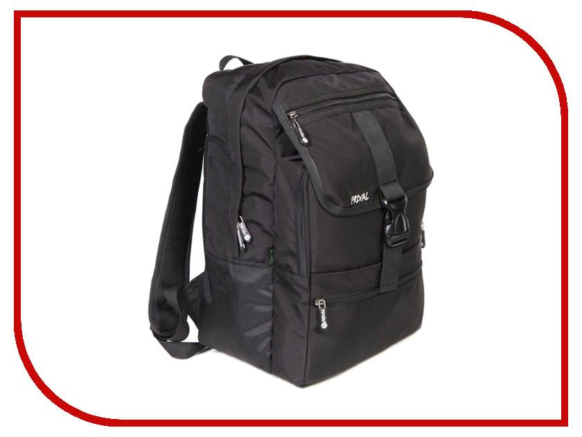 Рюкзак PRIVAL Грот КД Black
