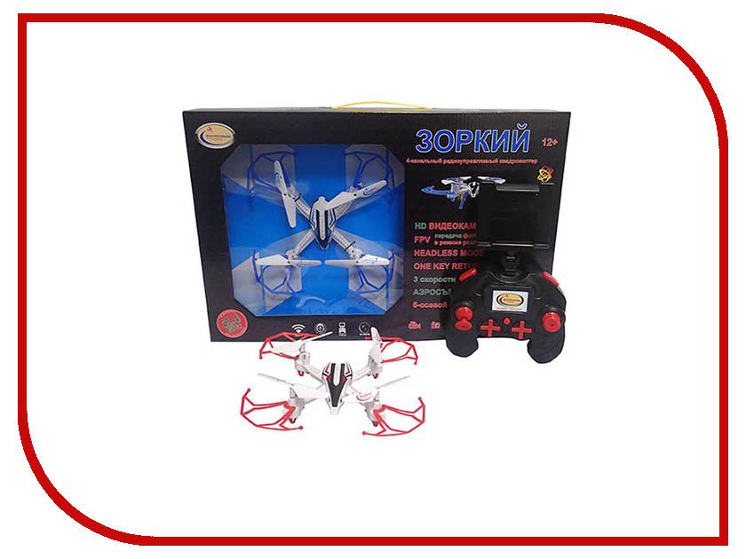 Квадрокоптер Властелин небес Зоркий ВН3481 квадрокоптер 4 х канальный черная пантера властелин небес