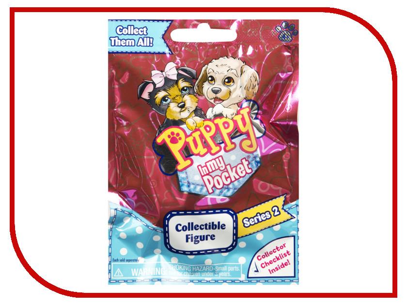 Игра Just Play Щенок в моем кармане 48000 just play just play мягкая игрушка собачка кэнди и ее щенки