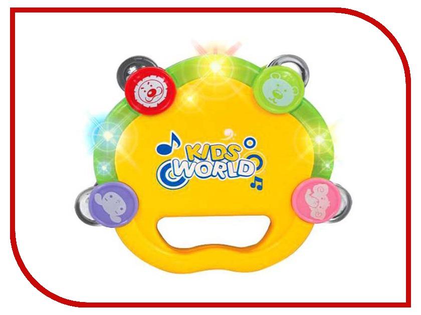 Детский музыкальный инструмент Toy Target Световой бубен 23035