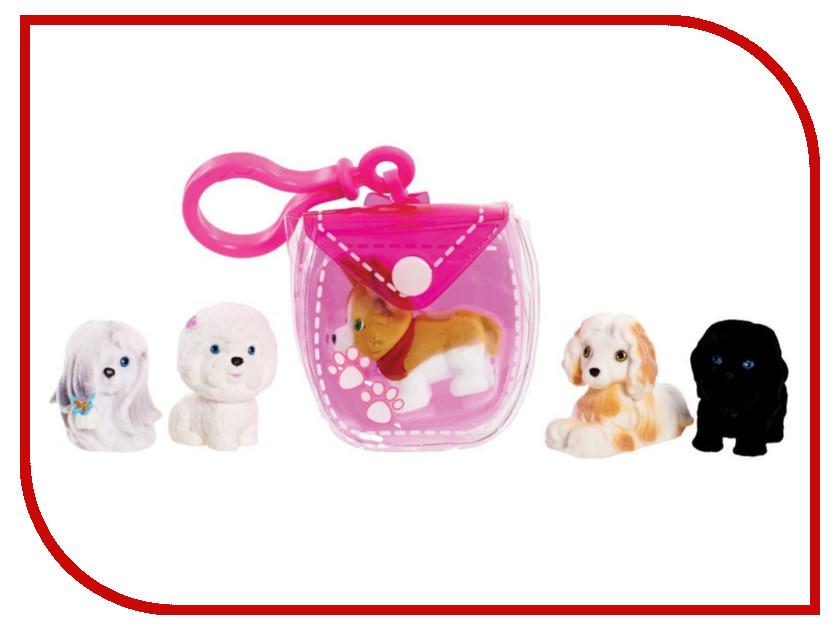 Игра Just Play Брелок-сумочка Pink 48180-P just play just play мягкая игрушка собачка кэнди и ее щенки