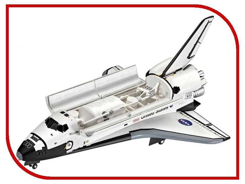 Сборная модель Revell Космический корабль Atlantis 04544R сборная модель лайнера revell ms trollfjord