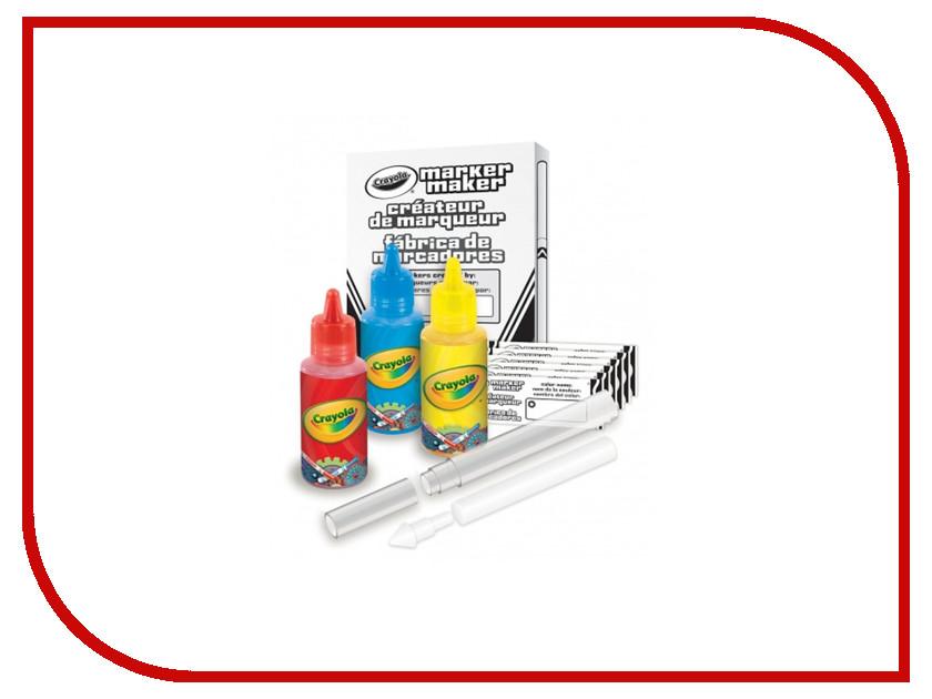 Мастер-фломастер Crayola 74-7055 crayola llc crayola oil pastels 28 color set set of 12