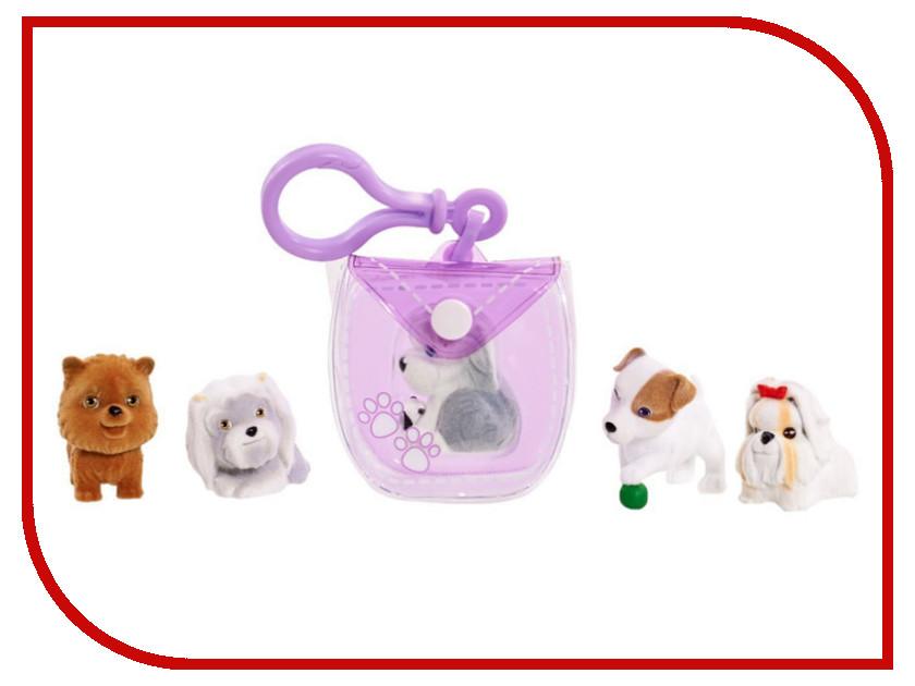 Игра Just Play Брелок-сумочка Purple 48180-V just play just play мягкая игрушка собачка кэнди и ее щенки