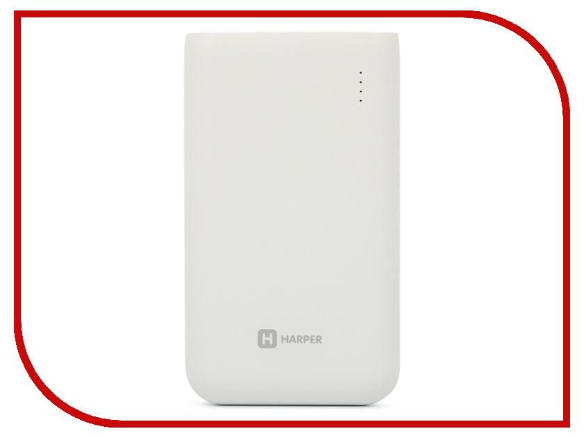 цена на Аккумулятор Harper PB-10010 10000mAh White