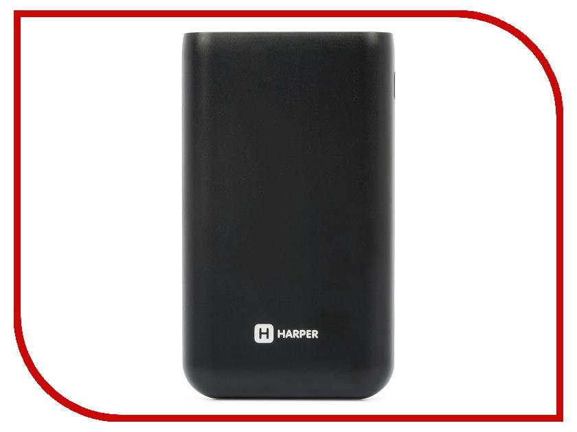 цена на Аккумулятор Harper PB-10010 10000mAh Black