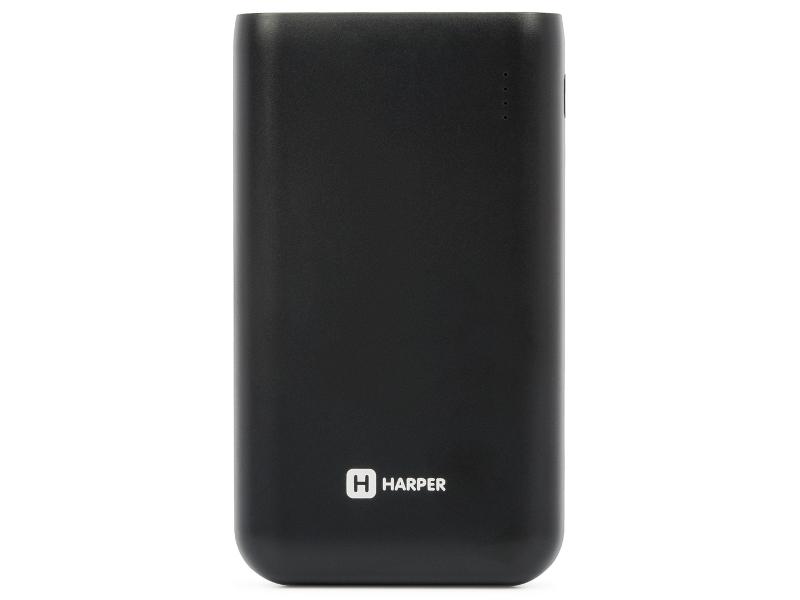 Аккумулятор Harper PB-10010 10000mAh Black