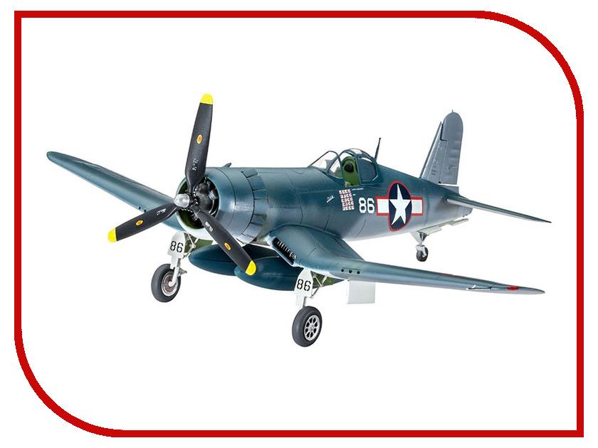 Сборная модель Revell Самолет Истребитель F4U-1D Corsair 03983R кисть revell 1