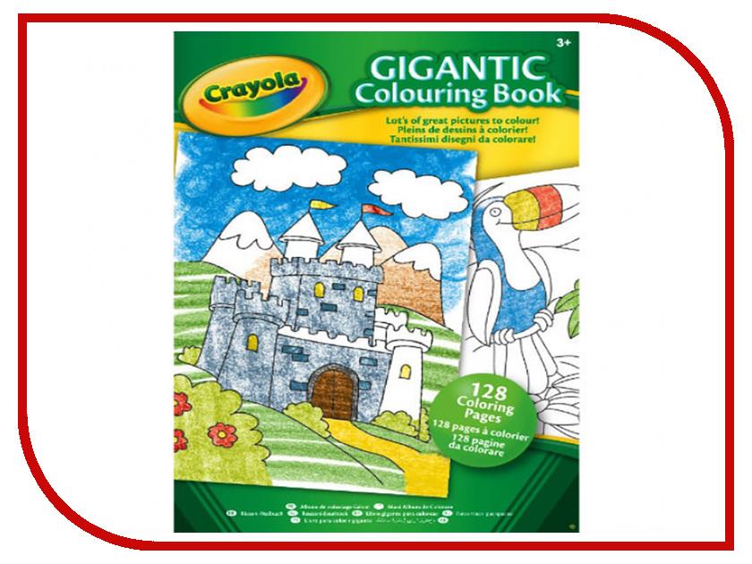 Большая раскраска Crayola 04-1407C 04