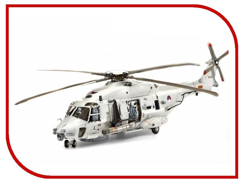 Сборная модель Revell Вертолет NH-90 NFH Navy 04651R revell набор вертолет fly out paintin revell