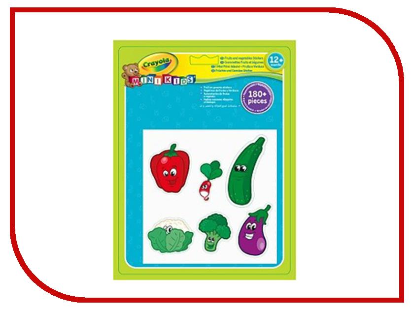 Набор Crayola Фрукты и Овощи 81-2010