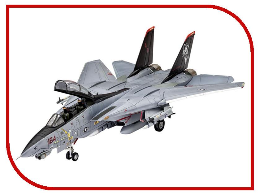Сборная модель Revell Самолет Палубный истребитель Grumman F-14D Super Tomcat 03960R fishycat tomcat 67sp dr x09