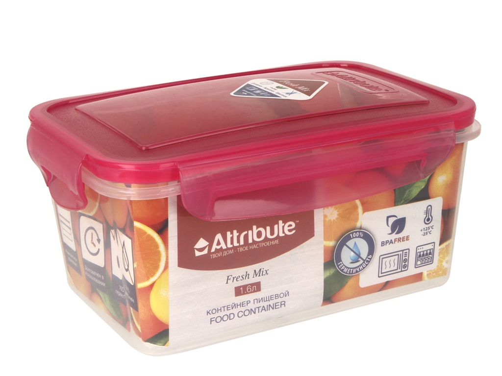 Контейнер Attribute Fresh Mix 1.6L ATC603