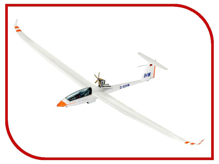 Сборная модель Revell Двухместный планер Glider Duo Discus & Engine 03961R revell 36165 бронзово зеленая матовая