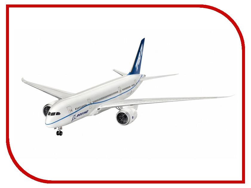 Сборная модель Revell Boeing 787-8 'Dreamliner' (04261) 1:144 кисть revell 1