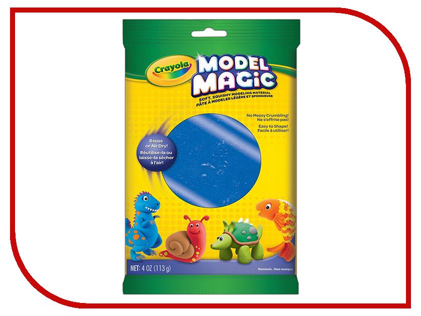 Набор для лепки Crayola Волшебный пластилин Blue 57-4442
