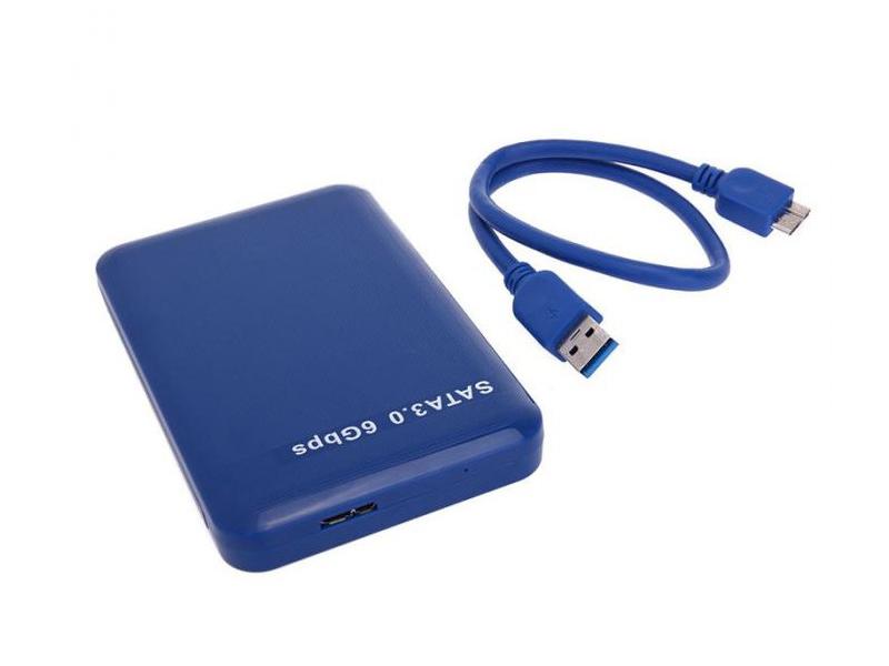 Корпус для HDD Palmexx PXB-M8 2.5 USB 3.0 Blue PX/HDDB-M8-blue