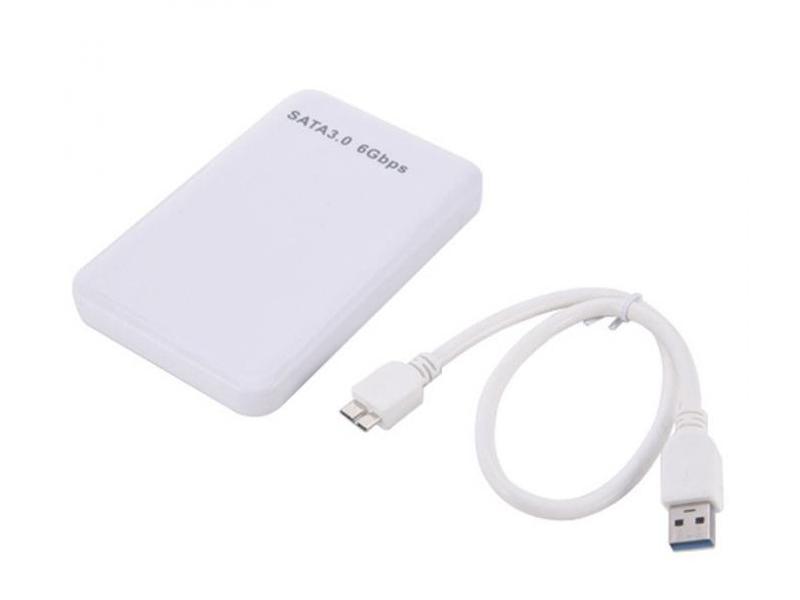 Корпус для HDD Palmexx PXB-M8 2.5 USB 3.0 White PX/HDDB-M8-white