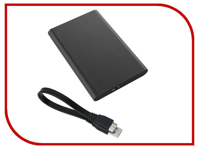 Корпус для HDD Palmexx PXB-6T 2.5 USB 3.0 Black PX/HDDB-6T-black roda rt 6t