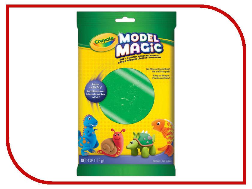 Набор для лепки Crayola Волшебный пластилин Green 57-4444