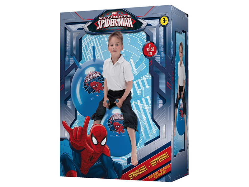 Мяч-попрыгун John Spider-Man 45-50cm 59549