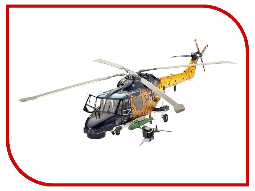Сборная модель Revell Вертолет Westland Lynx Mk.88 / HAS. Mk.3 04652R revell набор вертолет fly out paintin revell