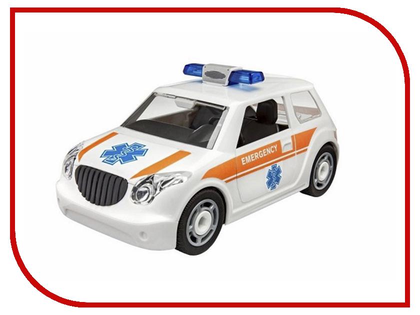 Сборная модель Revell Набор для детей Легковая машина скорой помощи 00805R сборная модель автомобиля revell легковая машина скорой помощи