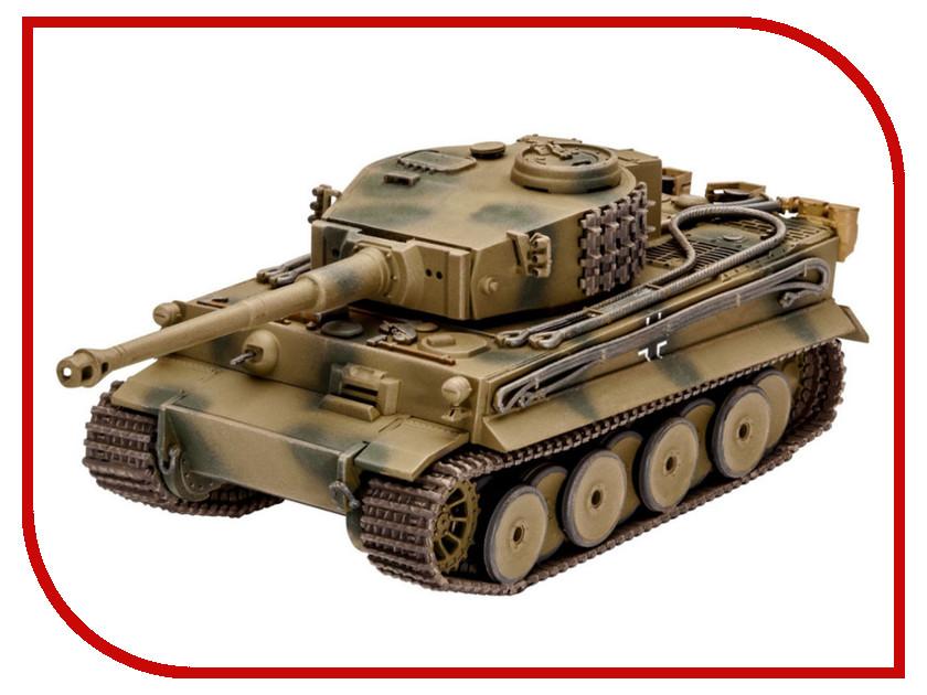 Сборная модель Revell Танк PzKpfw VI Ausf. H Tiger 03262R vi j31 iw