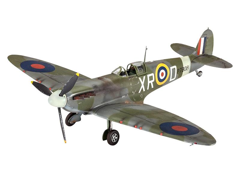 где купить Сборная модель Revell Самолет Истребитель Spitfire Mk.II 03959R дешево