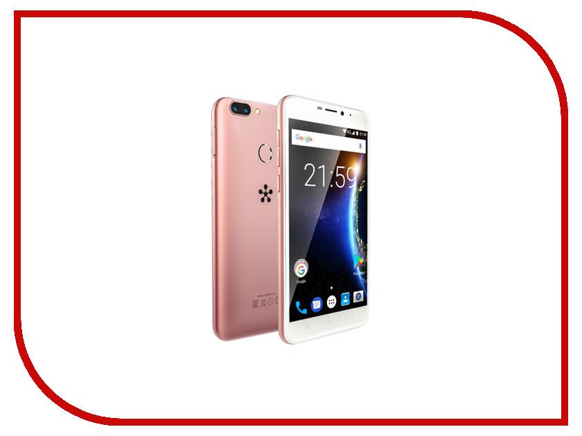 Сотовый телефон Just5 Cosmo L707 Rose сотовый телефон archos sense 55dc 503438