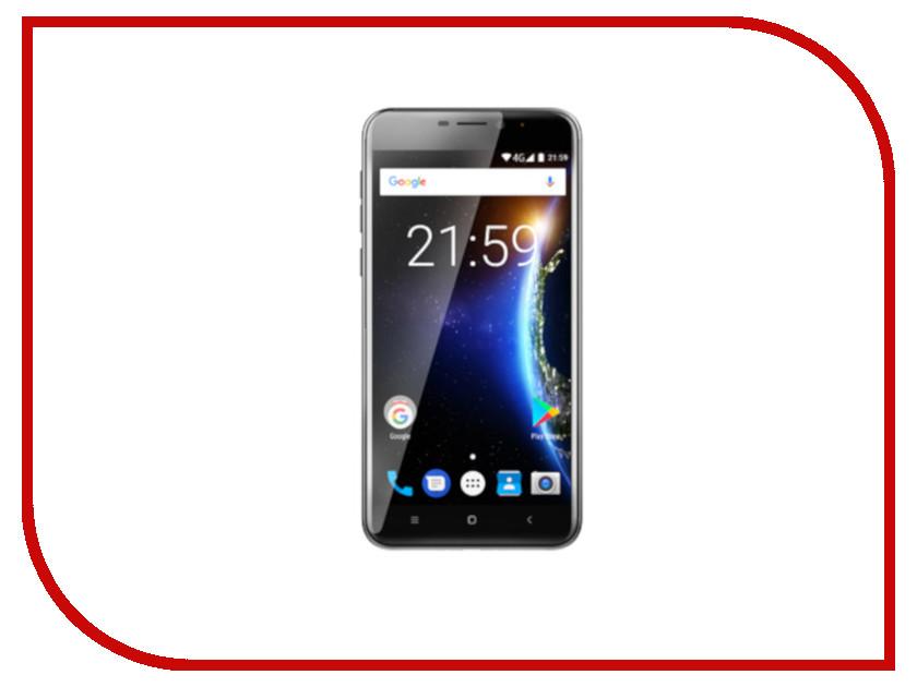 Сотовый телефон Just5 Cosmo L707 Gray сотовый телефон archos sense 55dc 503438
